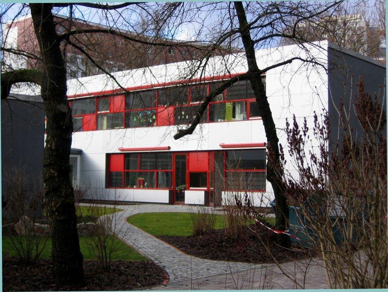 Gartenansicht, Blaufisch Architekte, M. Renatus