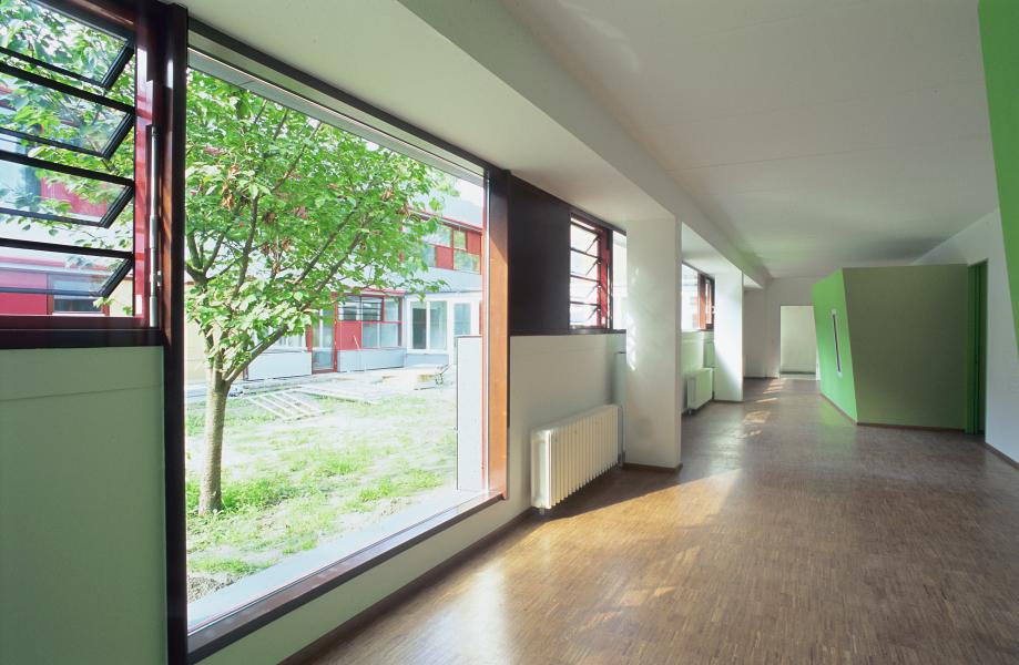 Spielflur Nord, Blaufisch Architekte, M. Renatus