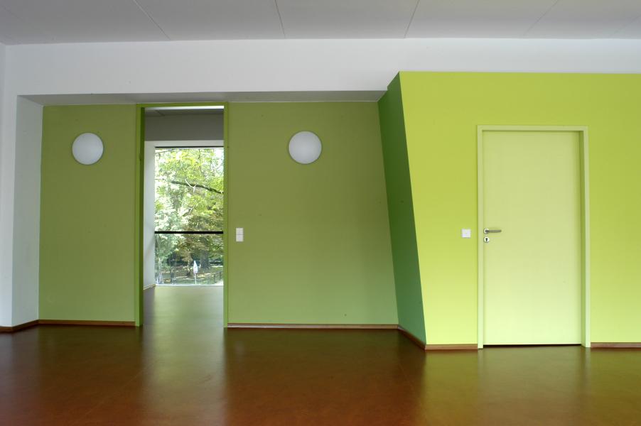 Gruppenraum groß, Blaufisch Architekte, M. Renatus