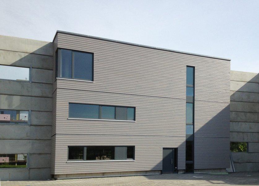 Ansicht Columbiadamm, Blaufisch Architekten M.Renatus