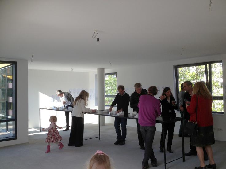 Dachgeschoss, Blaufisch Architekten M.Renatus